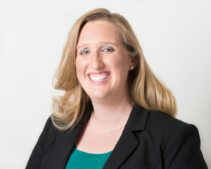 Jennifer Brown, Manager of Research